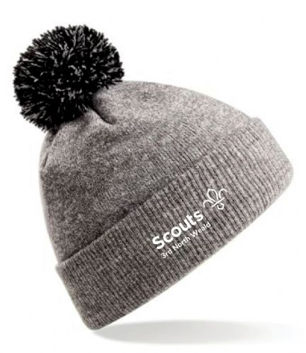 3rd North Weald Scouts Beanie